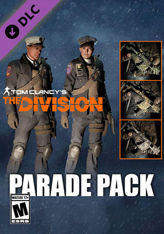 Official Tom Clancy's The Division - Parade Pack (DLC)
