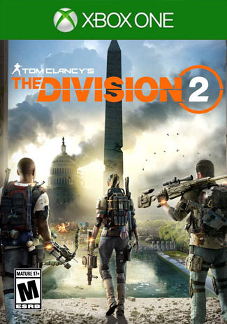 Official Tom Clancy's The Division 2 (Xbox One Download Code)