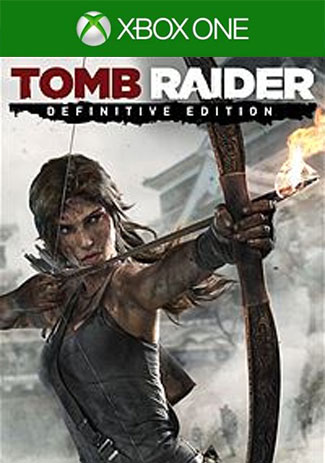 Official Tomb Raider Definitive Edition (Xbox One Download Code)