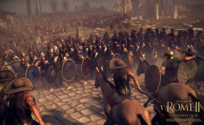 Official Total War: Rome 2 - Spartan Edition