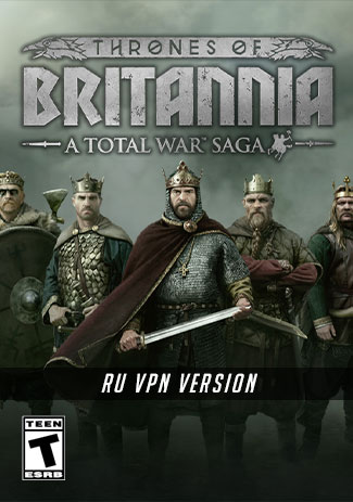 Total War Saga: Thrones of Britannia (PC/RU)
