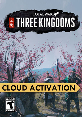 Total War: THREE KINGDOMS (PC/Mac/Cloud Activation)