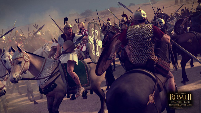 Official Total War Rome 2 Hannibal at the Gates (Add-on) (PC)