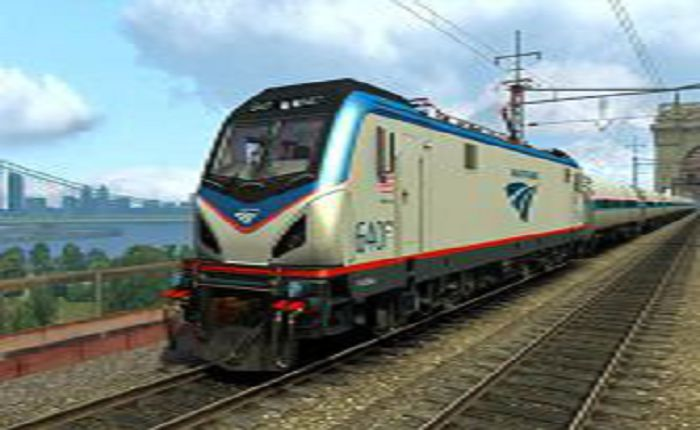 Official Train Simulator 2016 (PC)