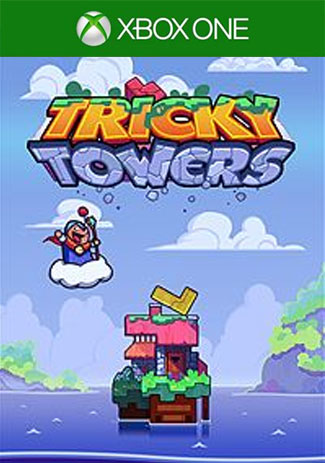Official XBOX EU Tricky Towers (Xbox One Download Code/EU)