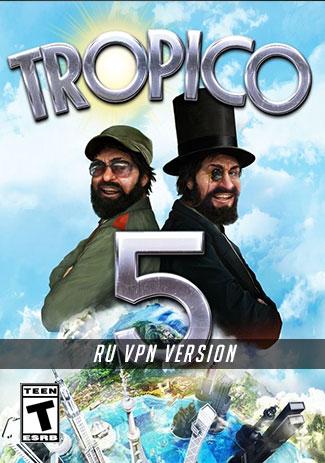 Official Tropico 5 (PC/Mac/RU)
