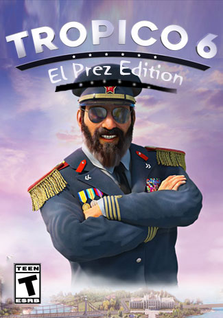 Official Tropico 6 El Prez Edition (PC/EU)