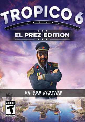 Official Tropico 6 El Prez Edition (PC/RU)