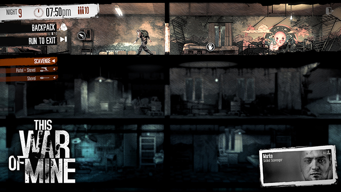 Official This War of Mine (PC/Mac/Linux)