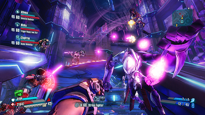Official Ultimate Vault Hunter Upgrade Pack The Holodome Onslaught DLC (PC)