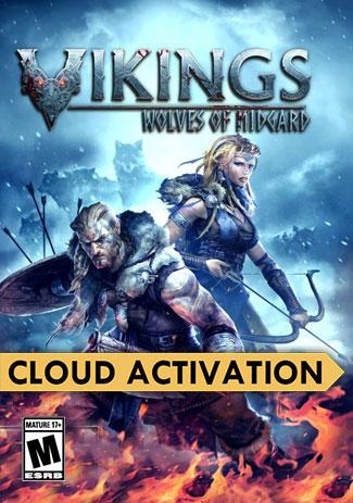 Vikings - Wolves of Midgard (PC/Mac/Cloud Activation)