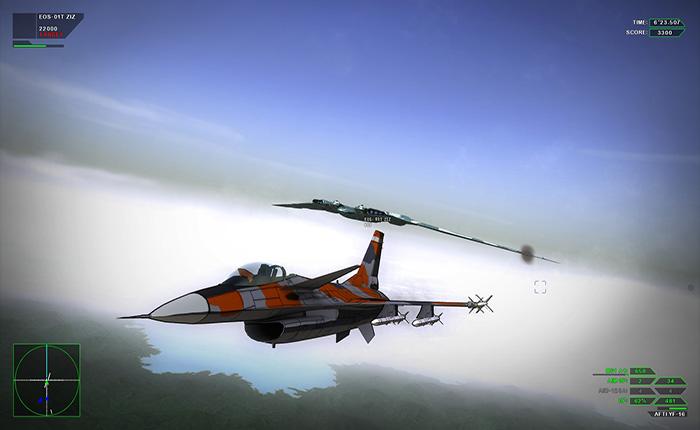 Official Vector Thrust (PC)