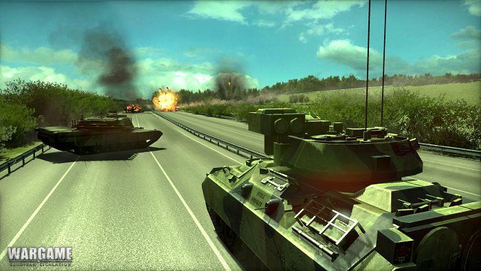 Official Wargame: European Escalation World Wide Version (PC)