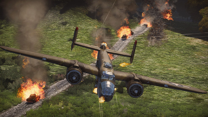 Official War Thunder - Dora Advanced Pack