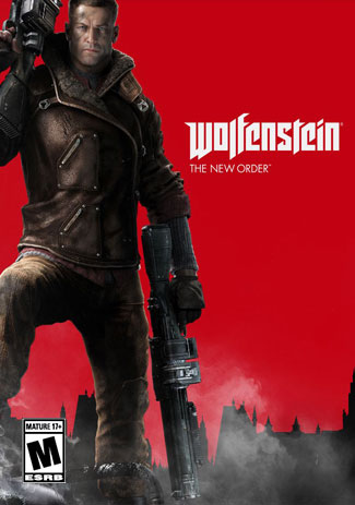 Official Wolfenstein: The New Order (PC/DE Cut Version)