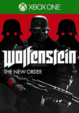Official XBOX EU Wolfenstein The New Order (Xbox One Download Code/EU)