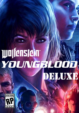 Official Wolfenstein: Youngblood Deluxe (PC/DE CUT Version)