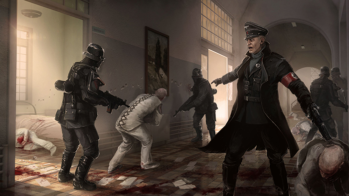 Official Wolfenstein The New Order Standard Uncut (PC)
