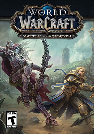 Official World of Warcraft: Battle for Azeroth (DLC/EU)
