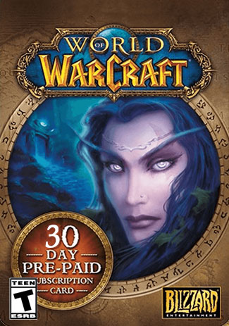 World of Warcraft Game Card 60 Day - US