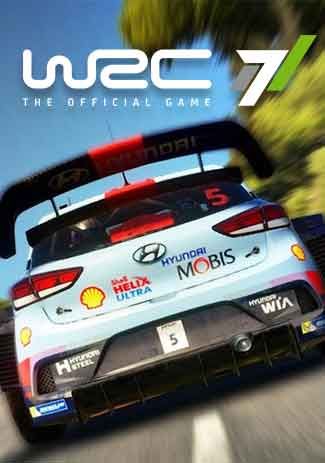 Official WRC 7 - World Rally Championship 7 EU Version (PC)