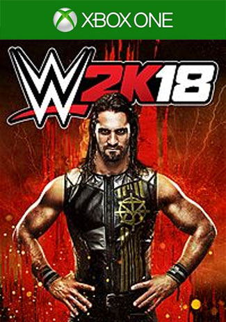Official Xbox One WWE 2K18 (Xbox One Download Code/US)