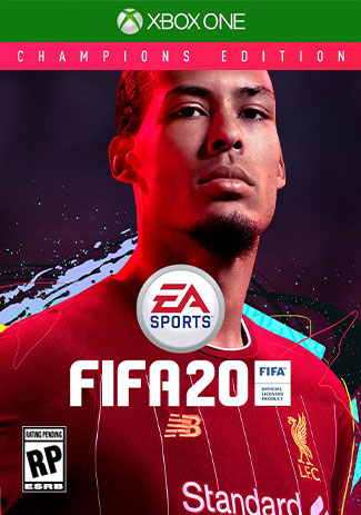 Official FIFA 20 Champions Edition (Xbox One Download Code)