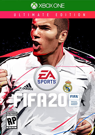 Official FIFA 20 Ultimate Edition (Xbox One Download Code)
