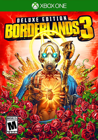 Borderlands 3 Deluxe Edition (Xbox One Download Code)