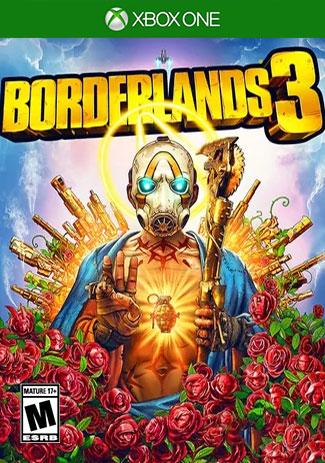 Borderlands 3 (Xbox One Download Code)