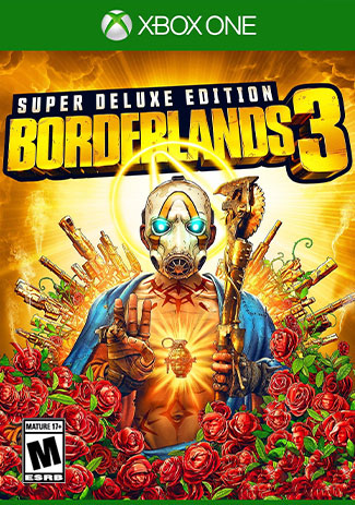 Borderlands 3 Super Deluxe Edition (Xbox One Download Code)