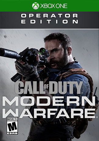 Official Call of Duty: Modern Warfare - Operator Edition (Xbox One Download Code)