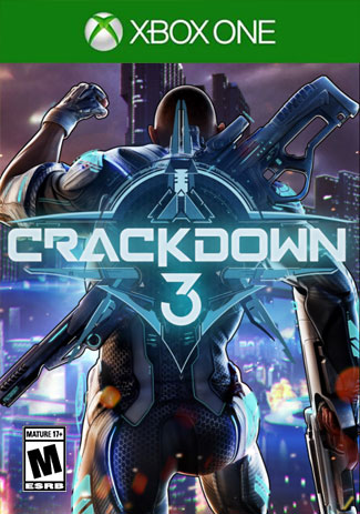 Official Crackdown 3 (Xbox One Download Code)