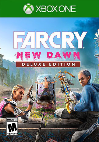 Official Far Cry New Dawn Deluxe Edition (Xbox One Download Code)