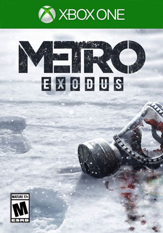 Metro Exodus (Xbox One Download Code)