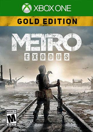 Metro Exodus - Gold Edition (Xbox One Download Code)