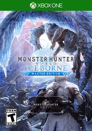 Monster Hunter World: Iceborne Master Edition (Xbox One Download Code)