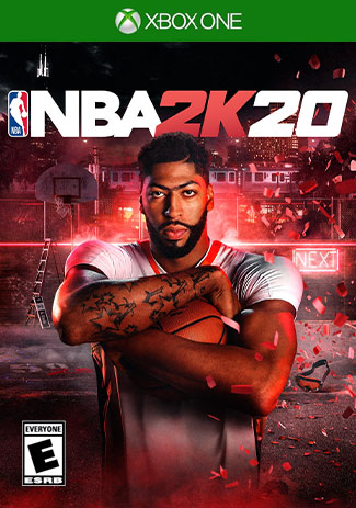 NBA 2K20 (Xbox One Download Code)