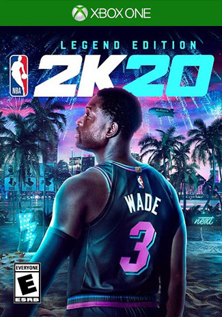 NBA 2K20 Legend Edition (Xbox One Download Code)