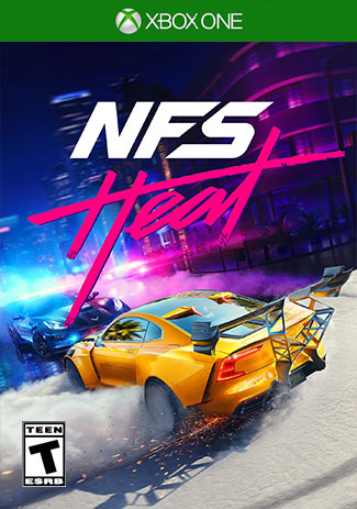 Official Need for Speed Heat (Xbox One Download Code)