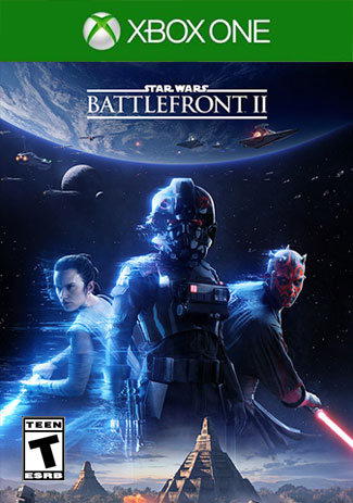 Official Star Wars Battlefront II (Xbox One Download Code)