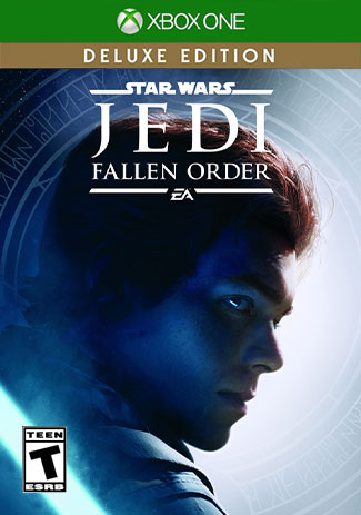 Official STAR WARS JEDI: FALLEN ORDER Deluxe Edition (Xbox One Download Code)