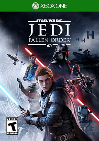 Official STAR WARS JEDI: FALLEN ORDER (Xbox One Download Code)