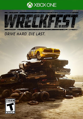 Official  Wreckfest (Xbox One Download Code)