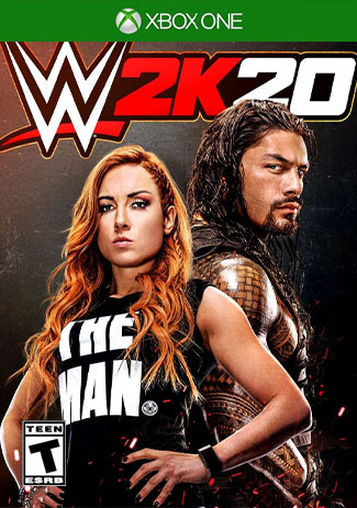 Official WWE 2K20 (Xbox One Download Code)