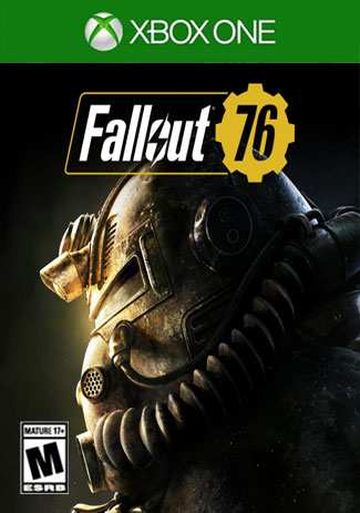 Fallout 76 (Xbox One Download Code)