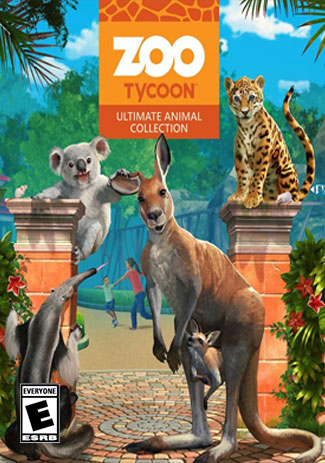 Official Zoo Tycoon: Ultimate Animal Collection (PC/EU)