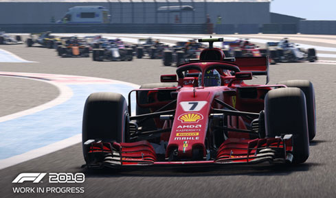 Buy F1 2018 Headline Edition