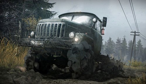 Spintires MudRunner - American Wilds Edition