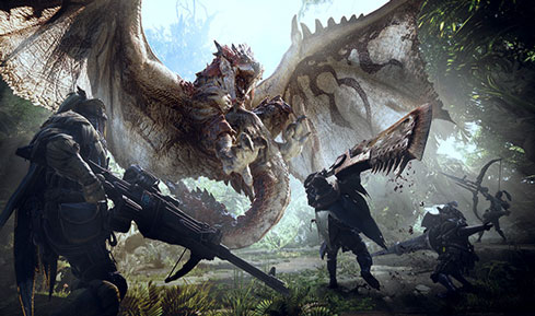 cheap  Monster Hunter: World - Deluxe Edition